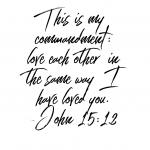 John 15:12