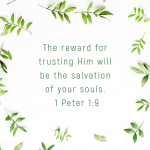 1 Peter 1:9