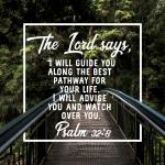Psalm 32:8